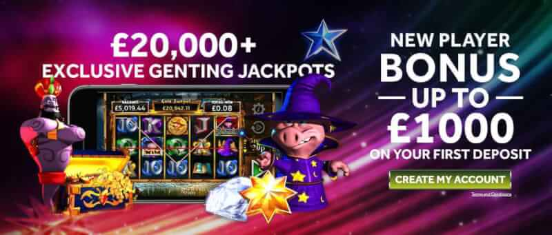 Genting casino promotion code
