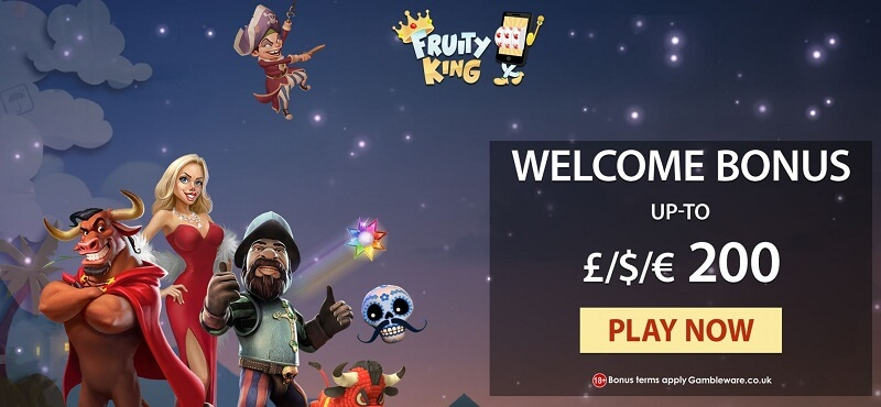 Fruity King Promotion Code