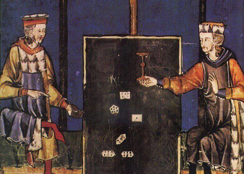 luck games in the medieval age