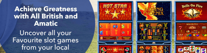 all british casino offer