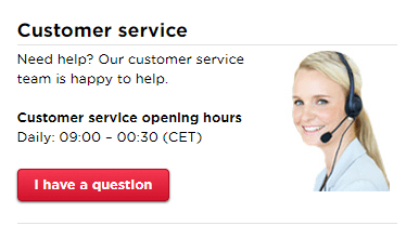 royal panda customer service